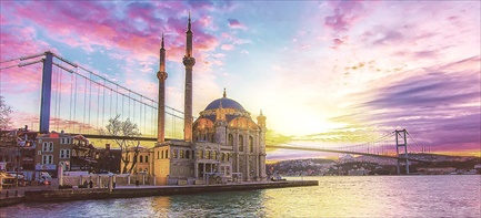 3 Days Istanbul Tour (with public transportation)