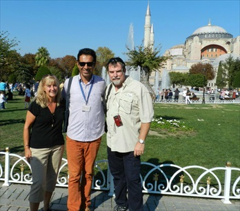 Istanbul shore excursion