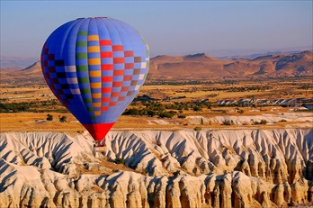 2 Days 1 night Cappadocia tour from Istanbul